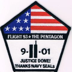 09-11-01 PENTAGON * FLIGHT 93