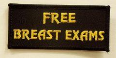 FREE BREAST EXAMS
