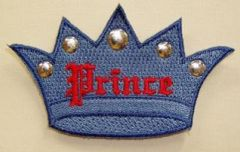PRINCE WITH STUDS