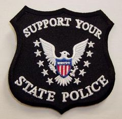 SUPPORT YOUR STATE POLICE