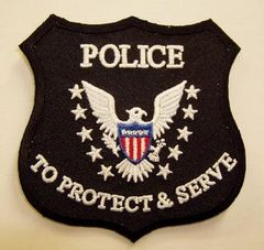 POLICE TO PROTECT & SERVE
