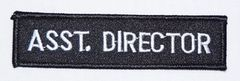 ASST. DIRECTOR