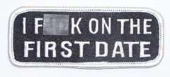 I F**K ON THE FIRST DATE