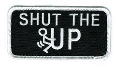 SHUT THE F UP (HUMPING STICK FIGURE)
