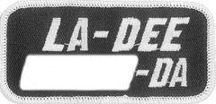 LA-DEE-F**KN-DA
