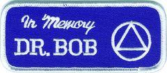IN MEMORY DR. BOB