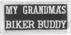 MY GRANDMA'S BIKER BUDDY