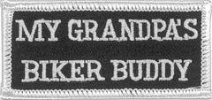MY GRANDPA'S BIKER BUDDY