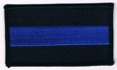 THIN BLUE LINE ~ POLICE ~ LAW ENF (MED)