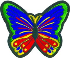 Butterfly - Multicolor