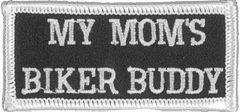 MY MOM'S BIKER BUDDY