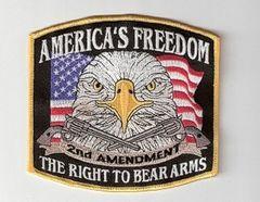 AMERICA'S FREEDOM 2ND AMENDMENT (large)
