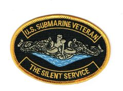 U.S. SUBMARINE VETERAN...THE SILENT SERVICE