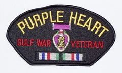 PURPLE HEART GULF WAR VET