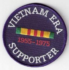 VIETNAM ERA SUPPORTER