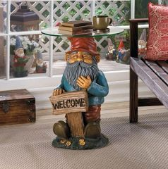 Gnome Accent Table