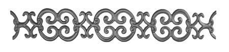 #(1345) Cast Iron Valance