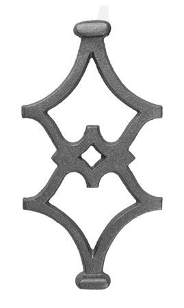 (#38-F) Cast Iron Utility Casting