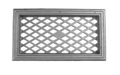 #(699) Cast Iron Recessed Foundation Vent