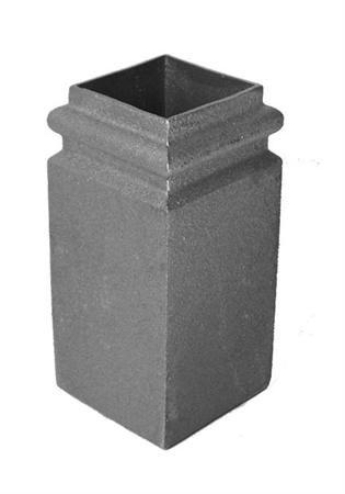 #(9303) Cast Iron Post Component / Base