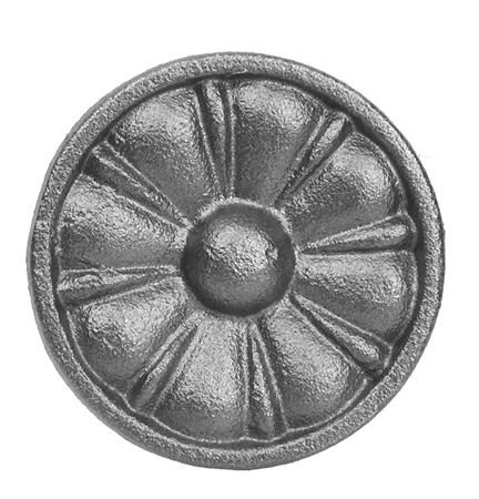 #(9052) Cast Iron Rosette / Insert - SF