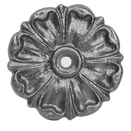 #(9053) Cast Iron Rosette / Insert - SF