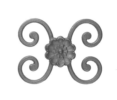 "#(7836) Decorative Picket Casting / Insert 5/8"""