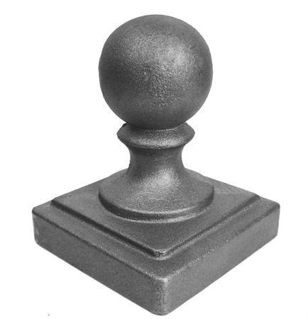 """#(PBC4) Newel Post Ball Cap 4"""""""