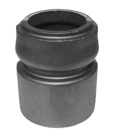 "#(9101) Cast Iron Decorative Base 2pcs / 4-3/4"" ID"