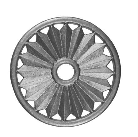 (#8670) Decorative Rosette Washer / Insert