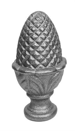 #(657-S) Cast Iron Pineapple Top