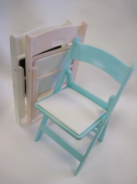 Hot Deal Frosty Chip Folding Chair
