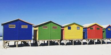 Muizenberg Beach Cape Town and Surrounds Tour