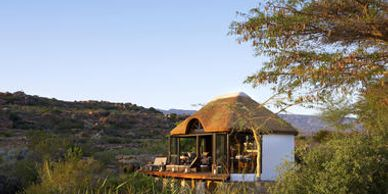 South African Relaxation Retreat