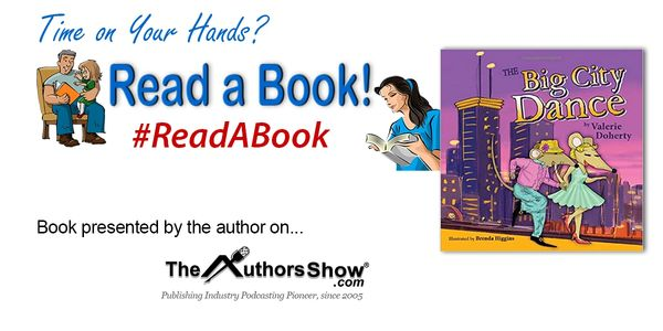 #ReadABook The Authors Show Interview with Valerie Doherty