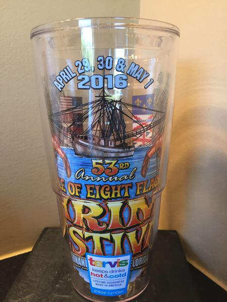 2016 Official Design Tervis Tumbler