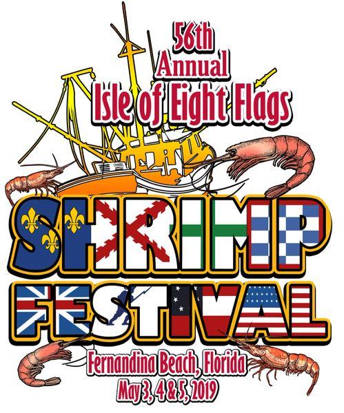 2019 Shrimp Festival Unisex Tshirts