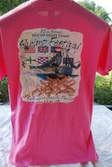 2015 Shrimp Festival Unisex Tshirts