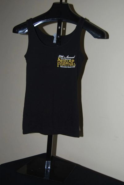 2013 Shrimp Festival Ladies Tanktop