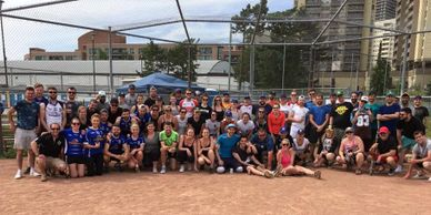 St. Mikes GAA Annual Softball Tournament