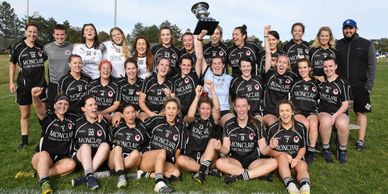 St. Mikes GAA Ladies Football Champions