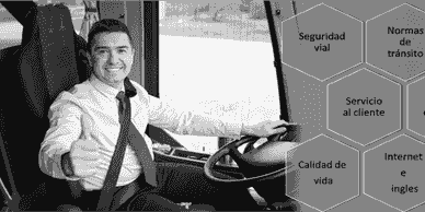 Curso virtual para conductor de transporte intermunicipal