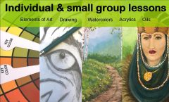 Individual & Small group Lesson - 90 minutes