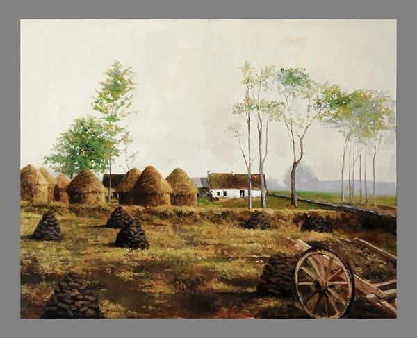Haystacks & Turfstacks