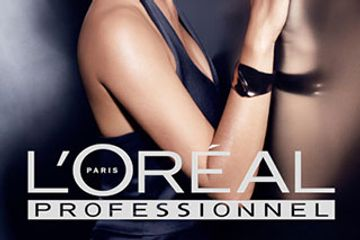 loreal professional hair products. shampoo and condition, deep treatments, serie expert techniart