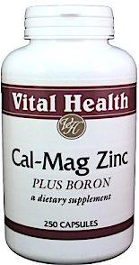 Cal-Mag-Zinc 250 capsules