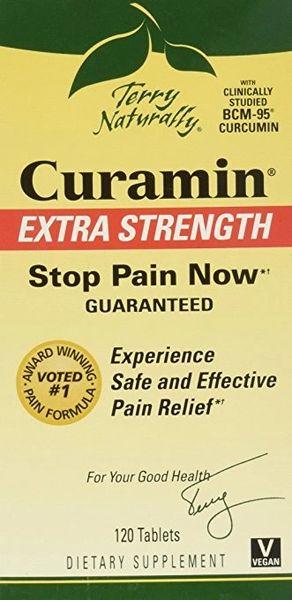 Curamin Extra Strength 120 tabs