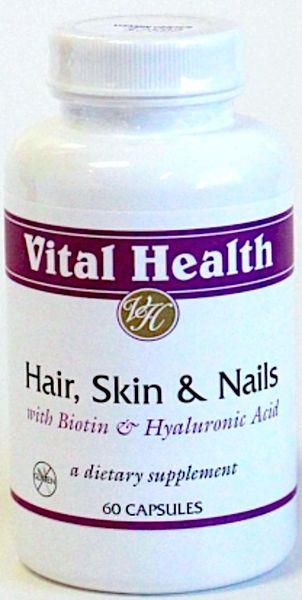 Hair, Skin & Nails 60 capsules