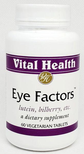 Eye Factors 60 tabs