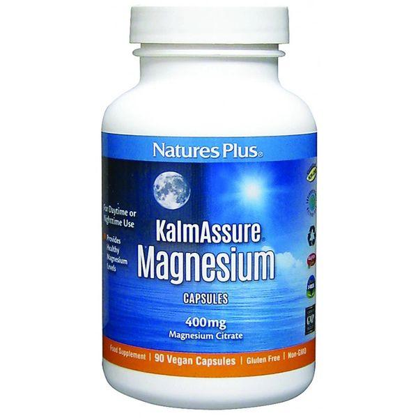 KalmAssure Magnesium 90V-Caps - Nature's Plus